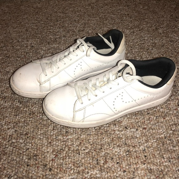 Nike Tennis Classic White Gum Sole Sneakers 8.5